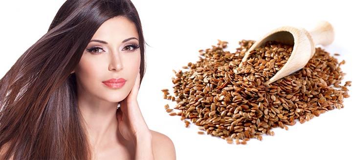 Насіння льону по догляду за волоссям рецепти