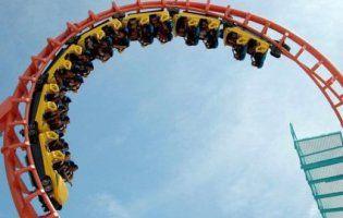 «Хапнув адреналіну»: підліток вилетів з каруселі на висоті 40 метрів (відео)