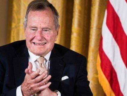 Помер Джордж Буш-старший, 41-й президент США
