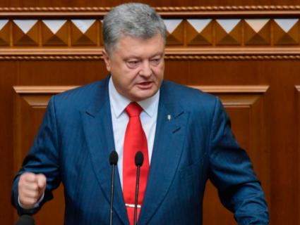 Порошенко пояснив, коли в Україні скасують воєнний стан