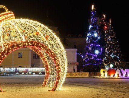У скільки Луцьку обійдеться новорічне оформлення міста?