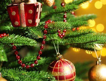 Ялинкові іграшки, гірлянда, «дощик»: у скільки лучанам обійдеться прикрасити новорічну красуню?