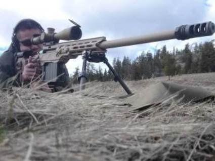 З Канади українським снайперам надішлють  високоточні гвинтівки