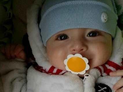 1-річному малюку з Рівненської області потрібна операція по пересадці кісткового мозку, без якої він помре