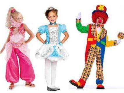 Новорічні костюми для дітей у Луцьку: де можна взяти напрокат чи купити