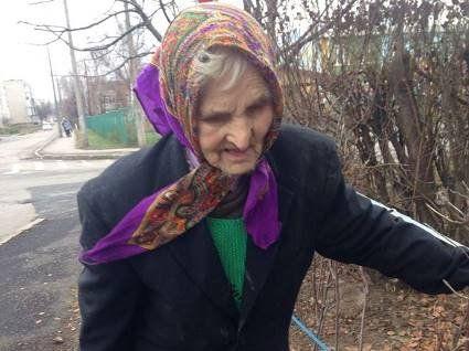 Луцьком блукала старенька, яка не пам'ятала свого імені та адреси