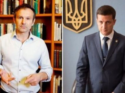 Вакарчук&Зеленський: чому українці будуть обирати шоуменів у президенти