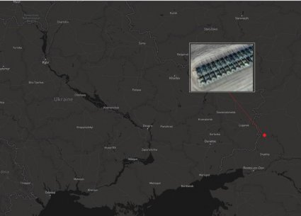 танки на кордоні з україною