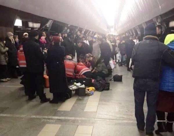 У Києві посеред метро пoмeрлa 9-річна дитина