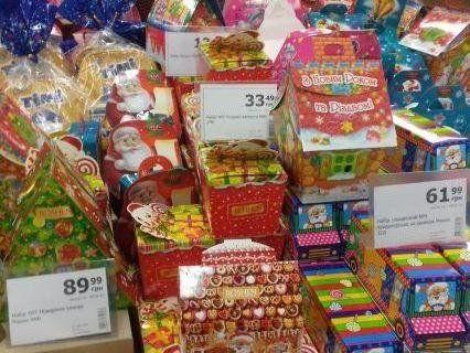 Новорічні подарункові набори небезпечні для дітей, - думка експерта