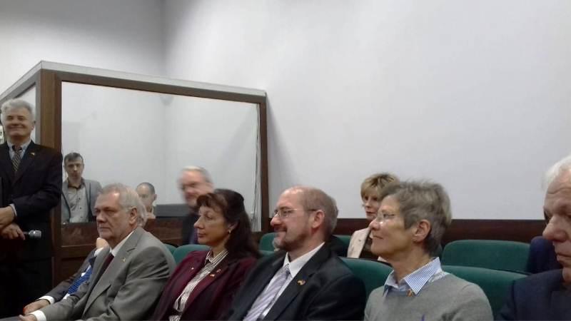 Делегація із німецького міста Ліппе у Луцькій Міській раді