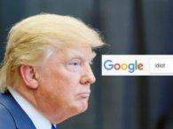 Чому при запиті «ідіот» у Google вибиває фотографію Трампа?