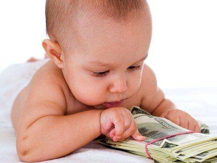 В Україні зростуть соціальні виплати сім'ям з дітьми