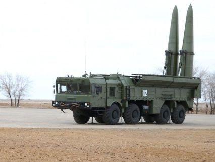 Росія перемістила ракетні комплекси «Іскандер» ближче до українського кордону, - Полторак