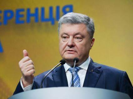 Коли закінчиться воєнний стан та чи піде він на вибори президента: про що говорив Петро Порошенко на прес-конференції