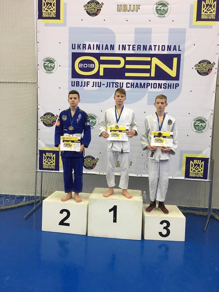 Діти борці з Волині виступили на Чемпіонаті України