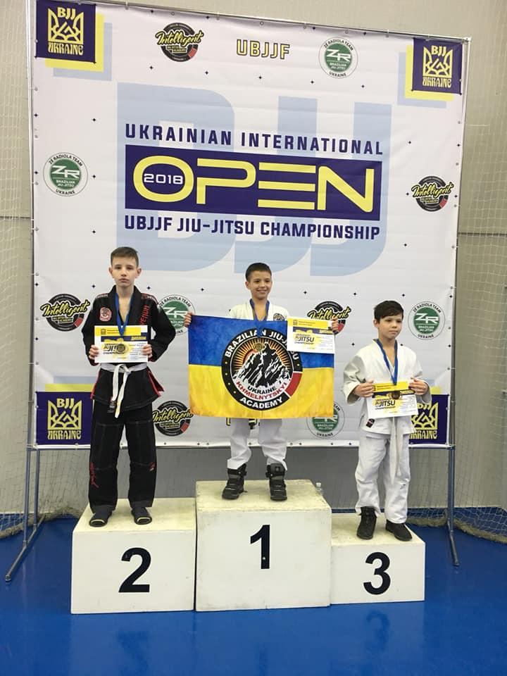 Діти борці з Волині виступили на Чемпіонаті України фото 1