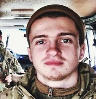 Боєць батальйону «Азов» львів'янин Ігор Галушка фото 1