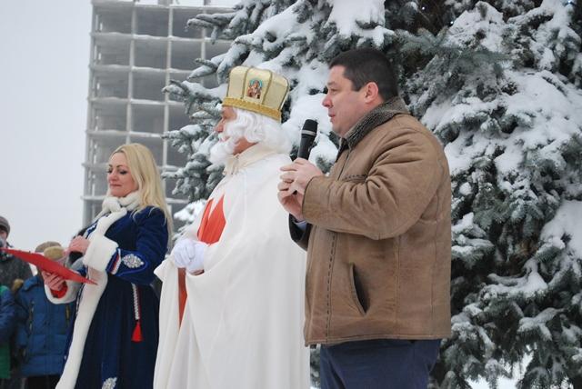 Заступник міського голови з питань діяльності виконавчих органів Костянтин Петрочук