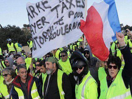 Протести тривають: у Франції горять пункти плати за проїзд