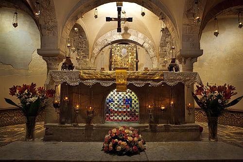 гробниця Миколи в Барі