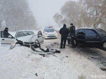 Страшна ДТП на Волині: постраждали 6 осіб