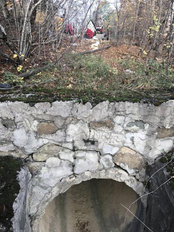 Поховання у Криму