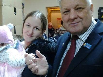 Святий Миколай із Польщі передав гостинці дітям Волині й Донбасу