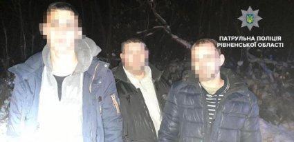 Банда з битами напала на АЗС на Рівненщині фото 2
