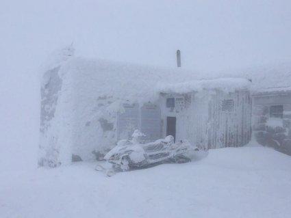 Карпати замело: сніг досягає майже метра фото 3
