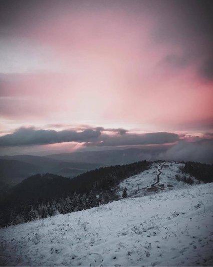 Карпати замело: сніг досягає майже метра фото 1