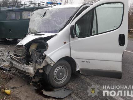 Моторошна аварія на Херсонщині – п'ятеро людей загинули (фото)