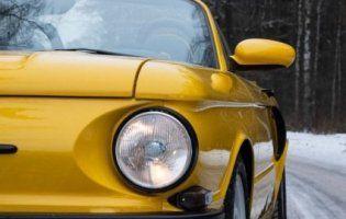 Білорус здивував світ, створивши гібрид Porsche і «Запорожця» (фото)