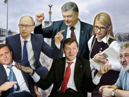 До кого з українських політиків українці ставляться найнегативніше (відео)