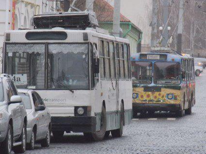 Новий рік-2019: графік курсування тролейбусів та маршруток у Луцьку