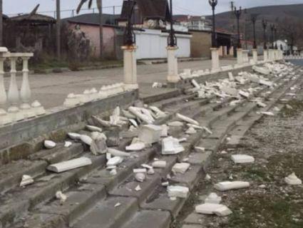 «Все за*рано і про*рано»: в Інтернеті показали, на що перетворився кримський курорт Коктебель (16+)
