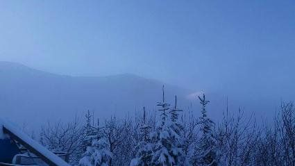 В Україні випав метровий шар снігу (ФОТО)