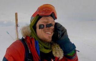 Антарктиду подолано: вперше людина перетнула льодовий материк пішки (фото)