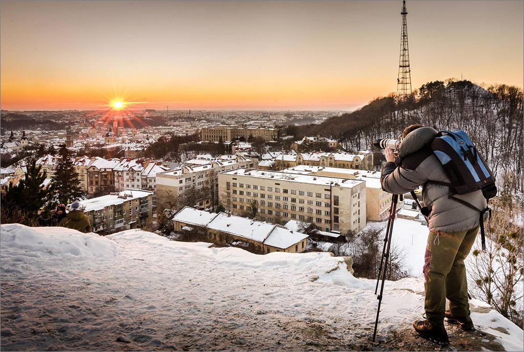 Львів, Новий рік
