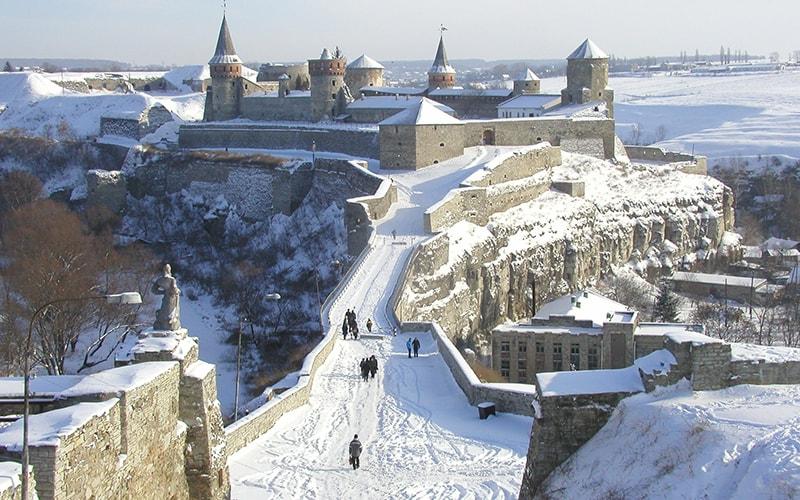 Новий рік, Україна