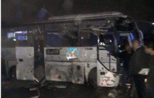 У Єгипті підірвали туристичний автобус, є жертви (фото)