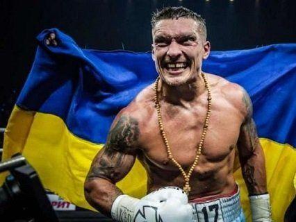 Олександру Усику запропонували громадянство РФ: боксер дав гідну відповідь