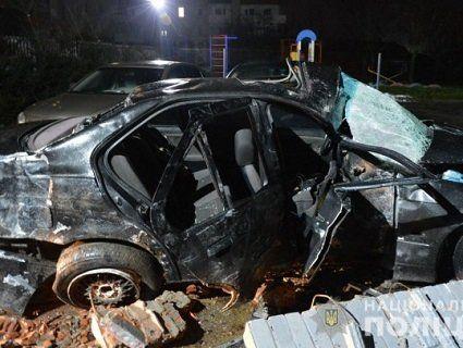 Моторошна аварія на Волині: постраждало 4-ро чоловік
