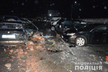 У Володимирі-Волинському в аварії водій та троє пасажирів отримали тілесні ушкодження.