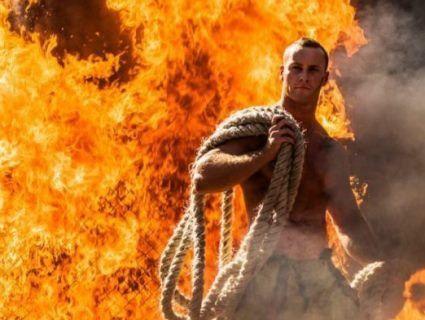 Австралійські пожежники «гаряче» привітали усіх із Новим-2019 роком (відео 18+)