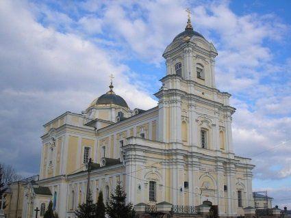 Луцький кафедральний Собор: розклад богослужінь на свята