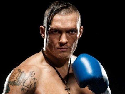 Усик заслужив титул найкращого боксера планети