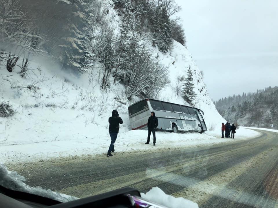 селфі з автобусом