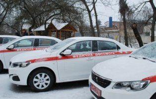 Сімейні лікарі Волині отримали нові автомобілі (ФОТО)