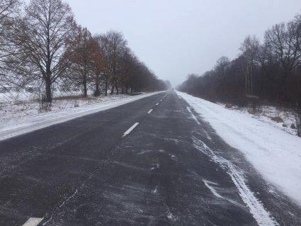 Дорога - скло: траса Луцьк-Ковель
